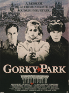 Gorky Park - 11 x 17 Movie Poster - French Style A
