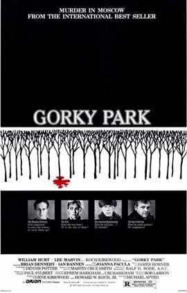 Gorky Park - 11 x 17 Movie Poster - Style A