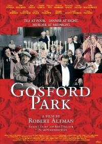 Gosford Park - 27 x 40 Movie Poster - Style C