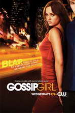 Gossip Girl (TV) - 11 x 17 TV Poster - Style G
