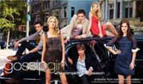Gossip Girl (TV) - 30 x 50 TV Poster - Style A