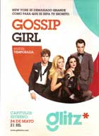 Gossip Girl (TV) - 11 x 17 TV Poster - Argentinian Style B
