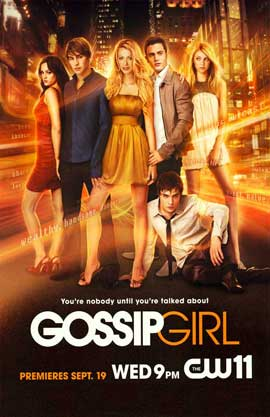 Gossip Girl (TV) - 27 x 40 TV Poster - Style A