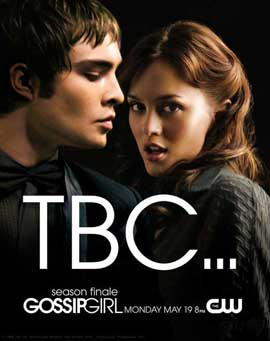 Gossip Girl (TV) - 11 x 14 TV Poster - Style B