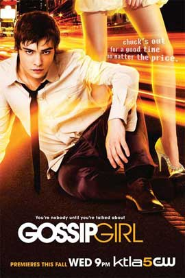 Gossip Girl (TV) - 11 x 17 TV Poster - Style M