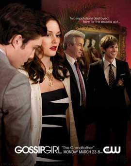 Gossip Girl (TV) - 11 x 17 TV Poster - Style T