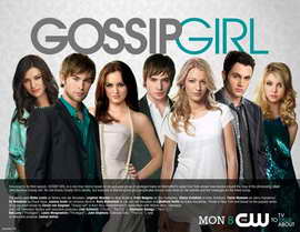 Gossip Girl (TV) - 11 x 14 TV Poster - Style A