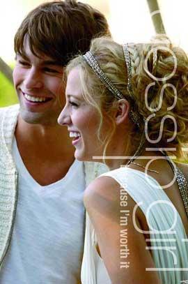 Gossip Girl (TV) - 11 x 17 TV Poster - Style AF