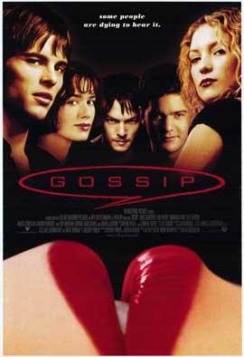 Gossip - 11 x 17 Movie Poster - Style B