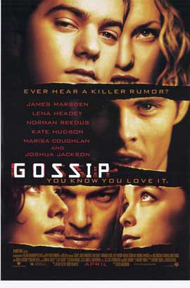 Gossip - 27 x 40 Movie Poster - Style A