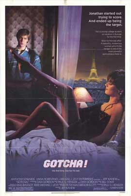 Gotcha! - 27 x 40 Movie Poster - Style A