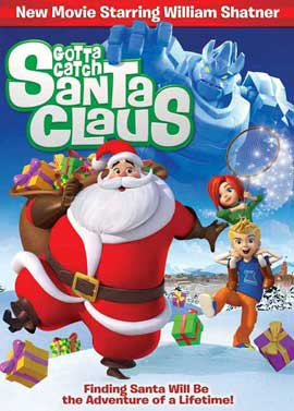 Gotta Catch Santa Claus (TV) - 11 x 17 Movie Poster - Style A