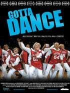 Gotta Dance - 43 x 62 Movie Poster - Bus Shelter Style A