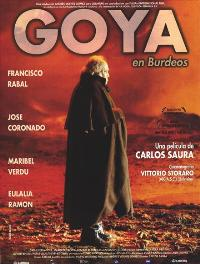 Goya in Bordeaux - 43 x 62 Movie Poster - Spanish Style A