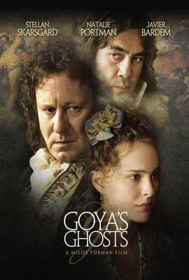 Goya's Ghosts - 11 x 17 Movie Poster - Style B