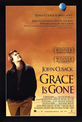 Grace is Gone - 27 x 40 Movie Poster - Style A