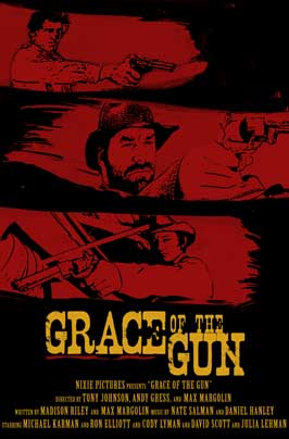 Grace of the Gun - 27 x 40 Movie Poster - Style A