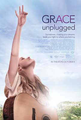 Grace Unplugged - 27 x 40 Movie Poster - Style A