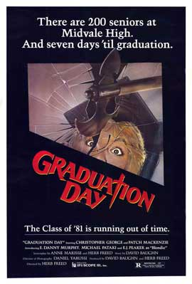 Graduation Day - 11 x 17 Movie Poster - Style A