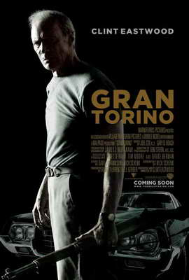 Gran Torino - 27 x 40 Movie Poster - Style B