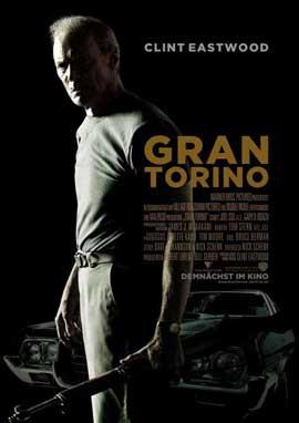 Gran Torino - 11 x 17 Movie Poster - German Style A