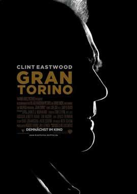 Gran Torino - 11 x 17 Movie Poster - German Style B