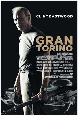 Gran Torino - 11 x 17 Movie Poster - Swedish Style A