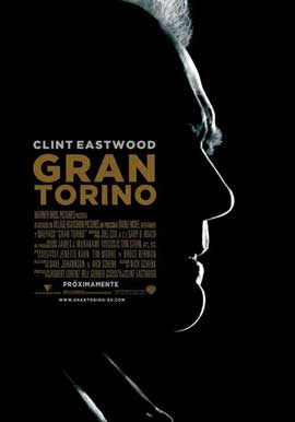 Gran Torino - 11 x 17 Movie Poster - Spanish Style A