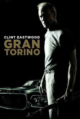 Gran Torino - 27 x 40 Movie Poster - Polish Style B