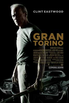 Gran Torino - DS 1 Sheet Movie Poster - Style B