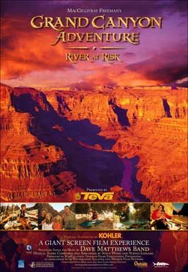 Grand Canyon Adventure: River at Risk - 11 x 17 Movie Poster - Style A