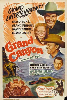 Grand Canyon - 11 x 17 Movie Poster - Style A