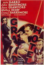 Grand Hotel - 27 x 40 Movie Poster - Style A