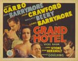 Grand Hotel - 11 x 14 Movie Poster - Style A