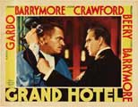 Grand Hotel - 11 x 14 Movie Poster - Style B