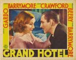 Grand Hotel - 11 x 14 Movie Poster - Style C