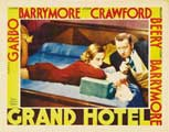 Grand Hotel - 11 x 14 Movie Poster - Style D