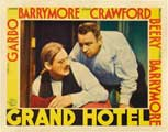Grand Hotel - 11 x 14 Movie Poster - Style F