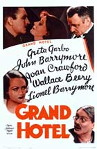Grand Hotel - 11 x 17 Movie Poster - Style G