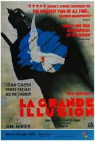 Grand Illusion - 11 x 17 Movie Poster - Style C
