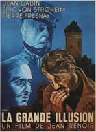 Grand Illusion - 11 x 17 Movie Poster - French Style D