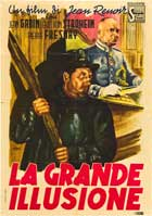 Grand Illusion - 11 x 17 Movie Poster - Italian Style A