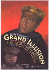Grand Illusion - 43 x 62 Movie Poster - Bus Shelter Style A