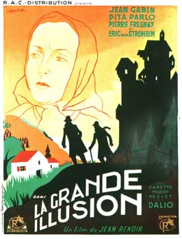 Grand Illusion - 11 x 17 Movie Poster - French Style A