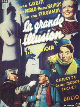 Grand Illusion - 11 x 17 Movie Poster - French Style B