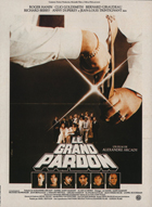 Grand Pardon - 11 x 17 Movie Poster - French Style A