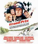 Grand Prix - 27 x 40 Movie Poster - Style D