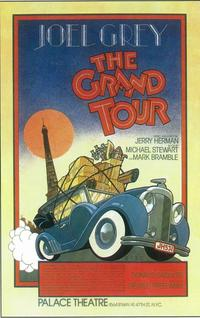 The Grand Tour - 11 x 17 Poster - Style A