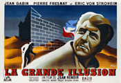 Grande Illusion - 11 x 17 Movie Poster - French Style D