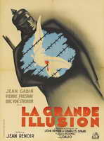 Grande Illusion - 27 x 40 Movie Poster - French Style F